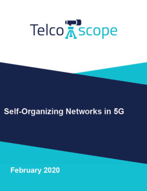 Self-Organizing Networks in 5G